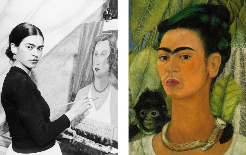 Series: Design Heroes – Frida Kahlo