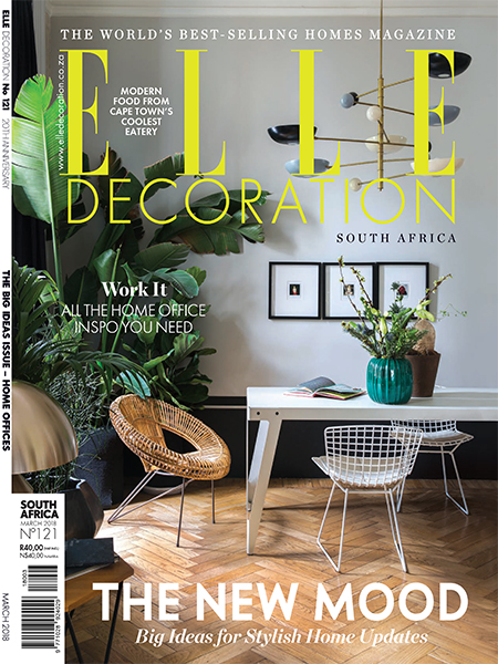 Press: Studio Ashby in Elle Decoration (SA)