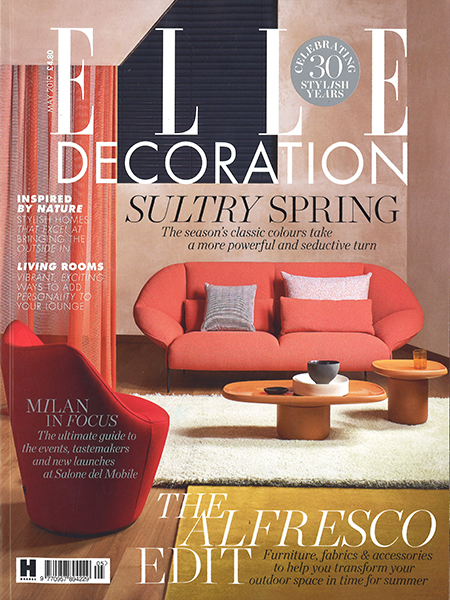 PRESS: Studio Ashby in Elle Decoration