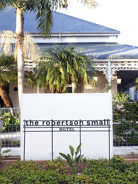 Robertson Small Hotel, South Africa