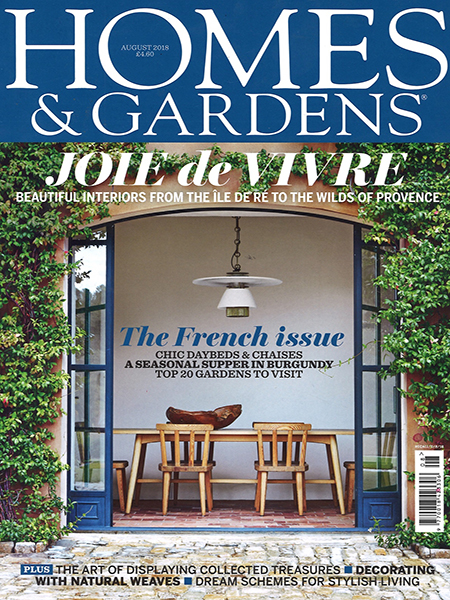 PRESS: Studio Ashby in Homes & Gardens