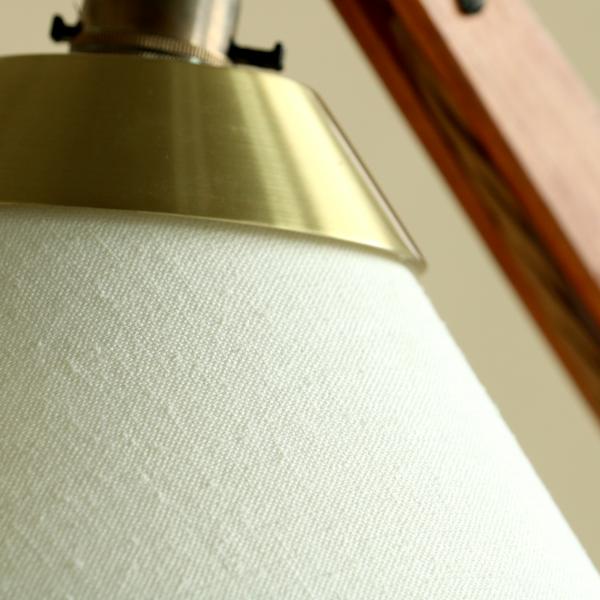 Le Klint Oak Floor Lamp, Model 325
