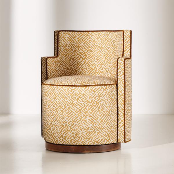 Low Step Swivel Chair