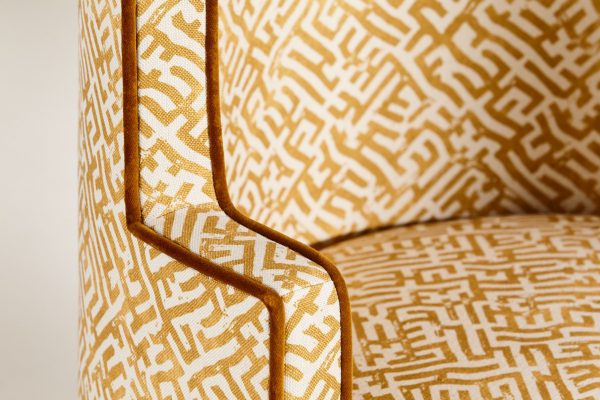 Close Up Low Step Chair Sister By Studio Ashby