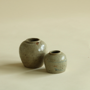 The Smalls: Ceramic Vessels