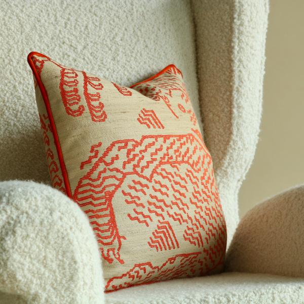 The Tiger Cushion