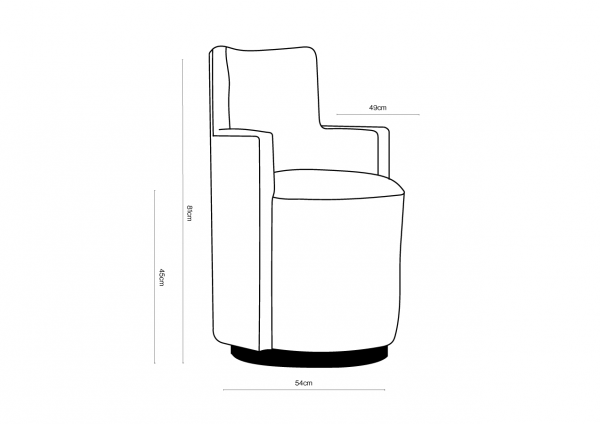 Two Step Chair Dimensions