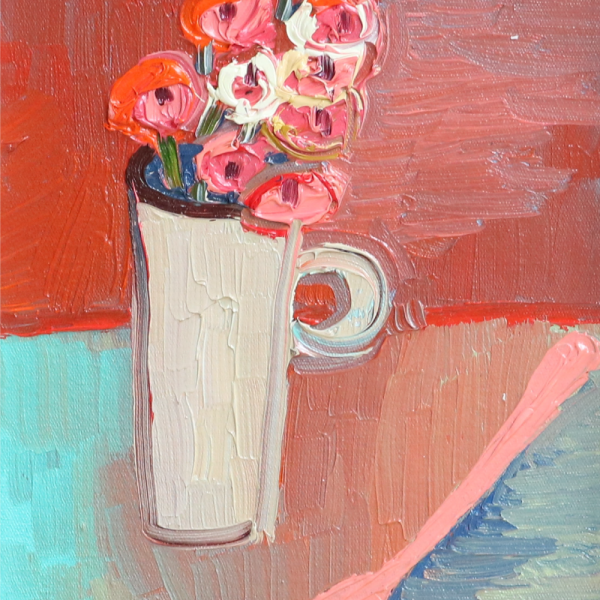 'Still Life With For' by Anico