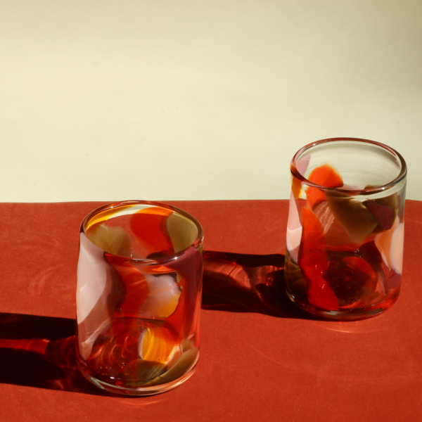 BlownGlasses-Poppy-Colourway-Sister-Studio-Ashby