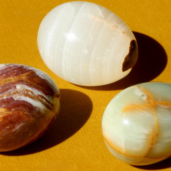 Tricolore Marble Eggs