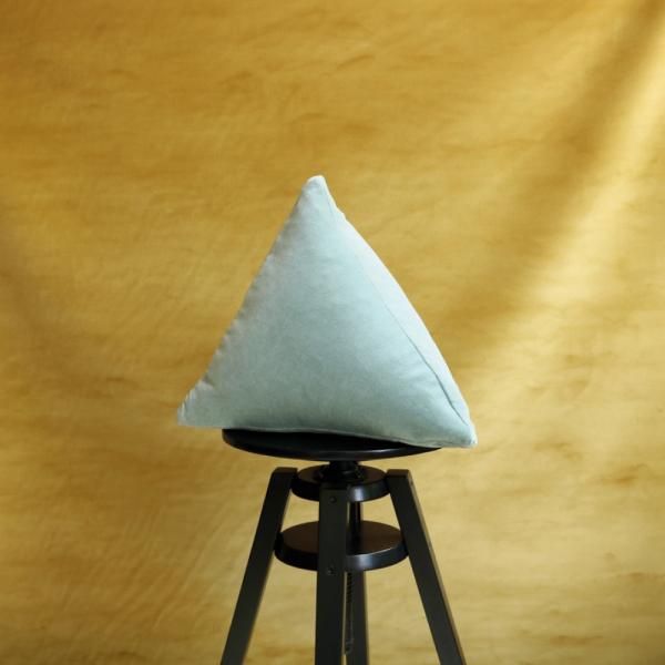 Triangle Cushion