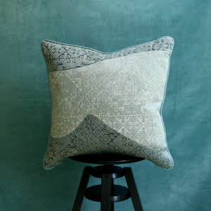 Waves Patchwork Cushions